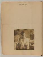 Edith Somborn Issacs Scrapbook, 1903-1906, page 18