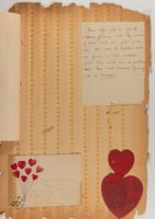 Mary Catherine Reardon Scrapbook, 1903-1911, page 41, Inclusion 1