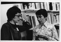 Hester Eisenstein and Philippa Strum, C1985