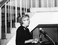 Speech at BCRW's 10th Anniversary Event, 1981