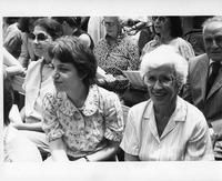 Jane Gould at BCRW Event, C1980