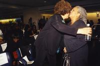 Angela Davis and Toni Morrison, C2001