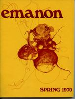 Emanon, Spring 1970, page 1