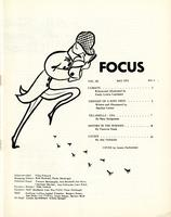 Focus, Spring 1951, page 2