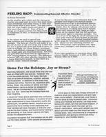 Well-Woman Newsletter, November December 1999, page 2