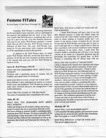 Well-Woman Newsletter, April 2003, page 2
