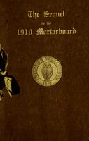 Sequel to Mortarboard 1910