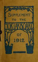 Supplement to Mortarboard 1912