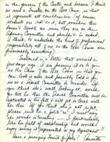 Letter from Annette Baxter to Catharine Stimpson, June 25, 1971, page 2