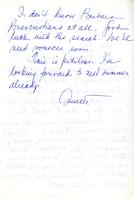 Letter from Annette Baxter to Catharine Stimpson, August 24, 1971, page 2
