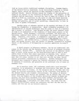 Scholar and Feminist III conference report, 1976, page 4