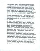 Conference report for The Scholar and The Feminist X, 1983, page 3