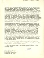 Letter from Dolores Barracano Schmidt to Catharine Stimpson, November 18, 1971, page 2