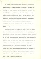 Report on the conclusions of the Task Force on Barnard and the Educated Woman, 1971, page 1