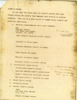 Helping Women Help Themselves, draft, 1971, page 8