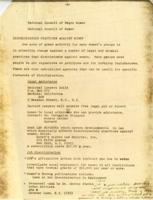 Helping Women Help Themselves, draft, 1971, page 9