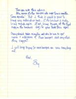Letter from Elly Elliott to Catharine Stimpson, September 22, 1971, page 2