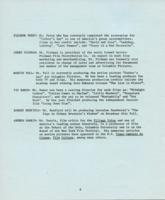 Film Seminars: Artists in Film, 1971, page 8