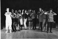 Women's Ensemble with Pia Clemente, 1991