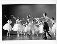 Miller Theater dance performance, spring 1999
