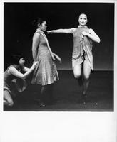 """Valeska's Vitriol"" dance performance, 1999"