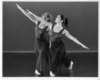 """Disturbing the Elements"" student dance performance, 1999"