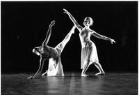Dance performance, circa 1990