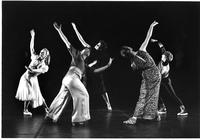Performance of Places, Dance Uptown, 1989