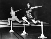 Class of 1941 hurdles, Greek Games, 1939
