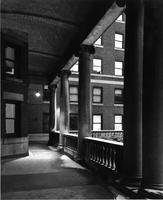 Cloister of Brooks Hall, C1990