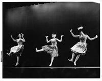 Dance Uptown performance, circa late 1960s