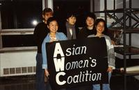 Barnard College Asian Women's Coalition, circa 1990s-2000s