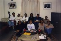 Unidentified Barnard student group, circa 1980s-1990s