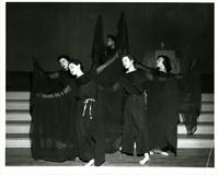 Greek Games class of '54 Dance, 1952