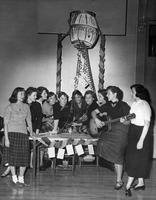 Barnard College Folk Song Group, circa 1950s