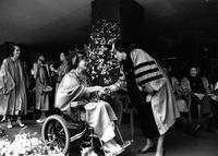 Graduation Ceremony, circa 1980s