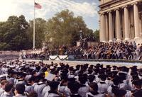 Columbia and Barnard Commencement, circa 1990s