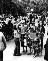 Commencement, circa 1970s
