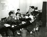 Barnard Bulletin Staff, 1962