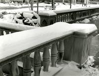 Snow on the Quad, circa 1990s