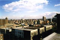 Rooftop view. circa 1990s
