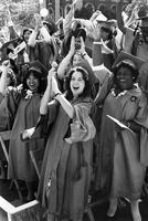 Barnard College Commencement, 1972