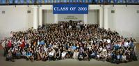 Barnard College Class of 2003 Portrait