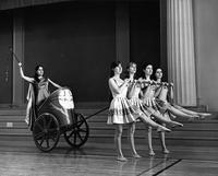Greek Games Chariot, 1962