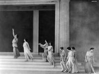 Greek Games, 1929