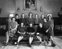 Barnard College Christian Association, circa 1950s