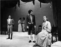Barnard College Theatre Company performance, 1983