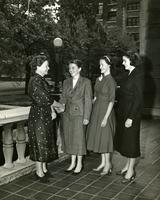 New student orientation,1955