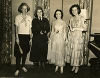 50th Anniversary Fashion Show, February 13, 1939