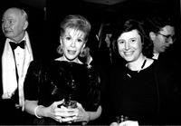 Joan Rivers and Ellen Futter,